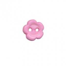 Bloemknoopje  10 mm Roze