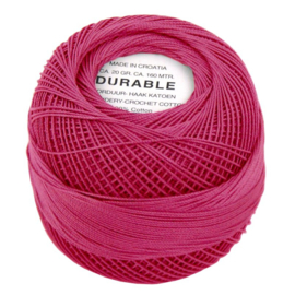 Durable borduur en haakkatoen  1027 Fuchsia