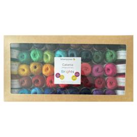 SMC Catania Box Stralende kleuren - Bright - 50 bolletje/20gram