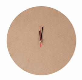 Grote ronde klok 29cm