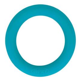 Opry siliconen bijtring  55mm kleur 287 Turquoise