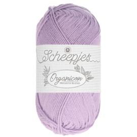 Scheepjes Organicon 100% Biologisch Katoen Lavender 205
