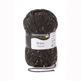 Bravo SMC 8329 Charcoal neon tweed