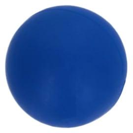 Opry Siliconen kralen 5 stuks 15mm kleur 215 Cobalt