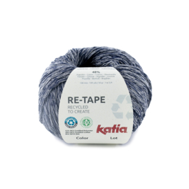 Katia Re-Tape 205 Donker jeans