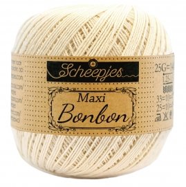 Scheepjes Maxi Sweet Treat (Bonbon) 130 Old Lace