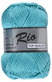 Lammy Yarns Rio katoen 452 Turquoise