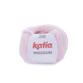 Katia Missouri 36 Zeer licht bleekrood