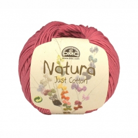 DMC Natura Just Cotton N52 Geranium
