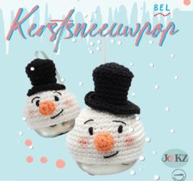 Garen en fourniturenpakket Bel Sneeuwpop