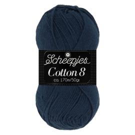 Cotton 8 Scheepjes 527 Marine
