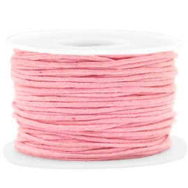 Waxkoord 1,5mm Pink