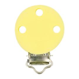 Opry siliconen speenclip kleur 638