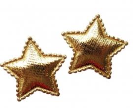 Ster Goud  3 x 3 cm