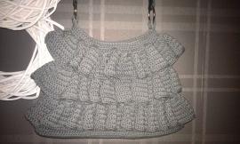 Prachtige tas gemaakt door Beertje!