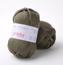 Phildar Coton 2 Militaire