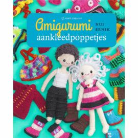 Amigurumi aankleedpopjes