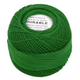 Durable borduur en haakkatoen  1015 Groen