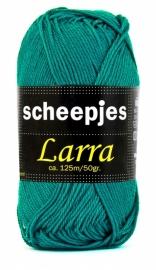 Scheepjeswol Larra 7424 Groenblauw
