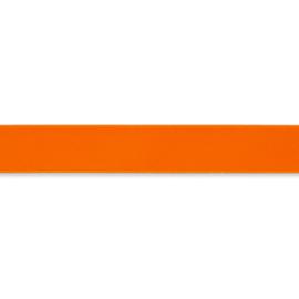 Dubbelzijdig Satijnlint  Oranje