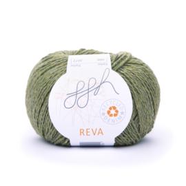 Ggh Reva -  gerecycled jeans katoen 008 Oliv