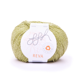 Ggh Reva -  gerecycled jeans katoen 007 Strohgelb