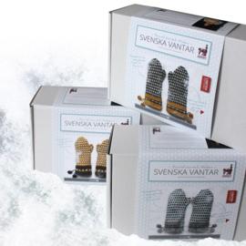 Zweedse handschoenen DIY pakket olive