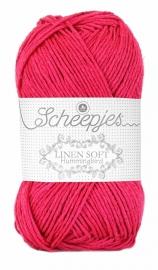 Scheepjes Linen Soft 626 Fuchsia