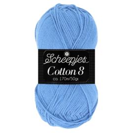 Cotton 8 Scheepjes 506 Lavendel