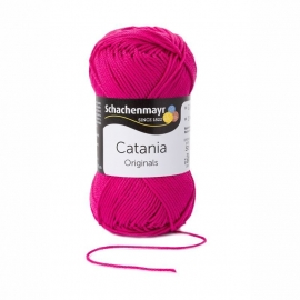 Catania katoen 114 Fuchsia