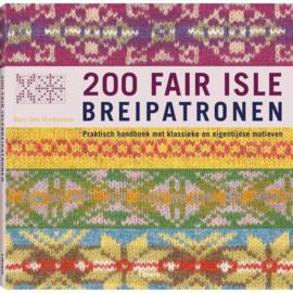 200 Fair isle breipatronen
