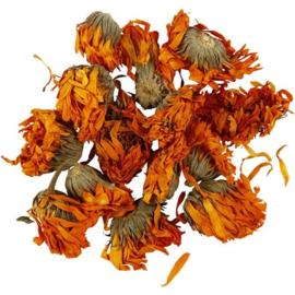 Gedroogde bloemen Calendula