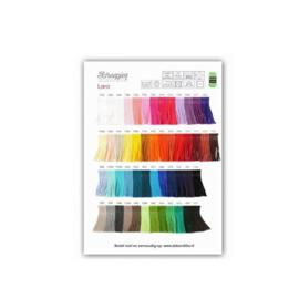 Staalkaart Scheepjes Larra 51 kleuren
