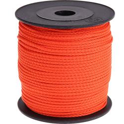 Nylon/polyester koord Oranje