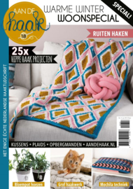Aan de haak 18 - Warme Winter Woonspecial