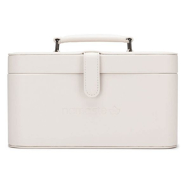 Namaste Train Case groot  30,5 x 16,5x 15,2cm  Ecru - Cream