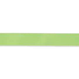 Dubbelzijdig Satijnlint  Licht Groen