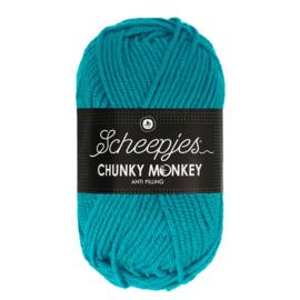 Chunky Monkey Deep Turquoise 2012