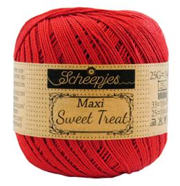 Scheepjes Maxi Sweet Treat (Bonbon) 115 Hot Red