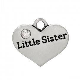 Bedel hart met Little Sister 17mm