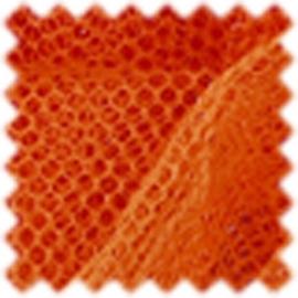 Tule Oranje afm: 50cm x 5 meter