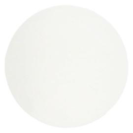 Opry Siliconen kralen 5 stuks 15mm kleur 009 Wit