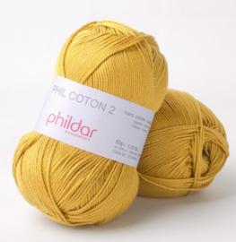 Phildar Coton 2 Colza