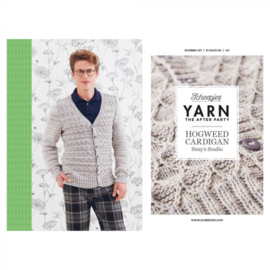 Yarn, the after party Patroon Hogweed Cardigan nr 107