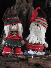 Funny Gnoomy set Christmas