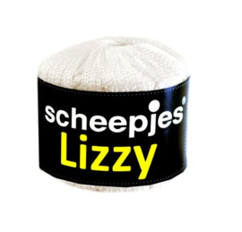 Scheepjes Lizzy Wit metallic color 01