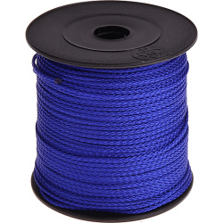 Nylon/polyester koord Donkerblauw