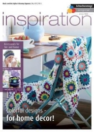 Inspiration 072 Granny Squares and home decoration