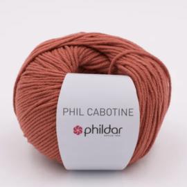 Phil Cabotine Terracotta 2422