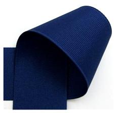 Lint Marineblauw grosgrainlint 10mm
